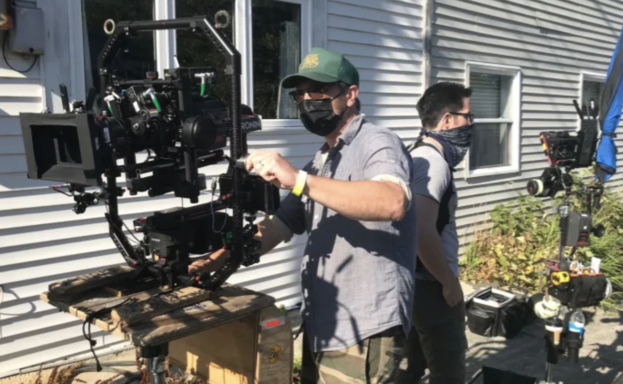 HELLO, HOLLYWOOD EAST: FILM AND TV PRODUCTIONS BOOMING IN N.L.